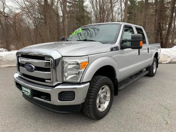2015 Ford Super Duty F-250 in Tyngsboro, MA