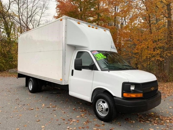 2009 Chevrolet  3500 Work Van