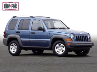 Used 2006 Jeep Liberty Sport RWD For Sale In Corpus Christi, TX