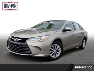 2016 Toyota Camry Le I4 Automatic For In Santa Clarita Ca