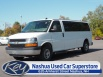 2016 Chevrolet Express Passenger 3500 LT with 1LT LWB for Sale in Nashua, NH