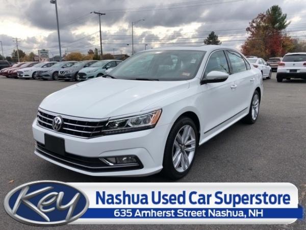 2016 Volkswagen Passat in Nashua, NH