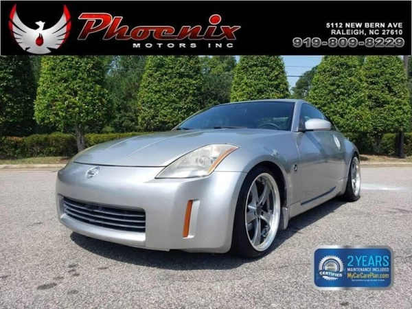 2003 Nissan 350Z in Raleigh, NC