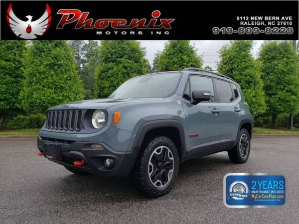 2015 Jeep Renegade in Raleigh, NC