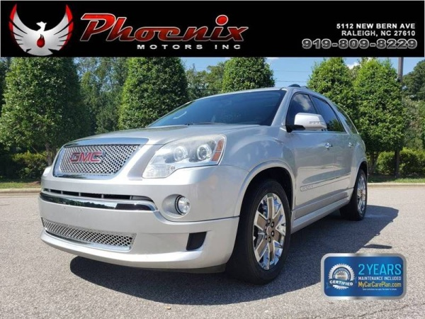 2012 GMC Acadia in Raleigh, NC