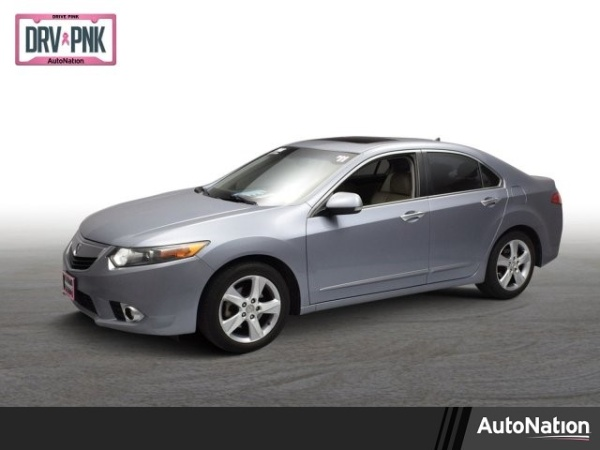 2011 Acura TSX Sedan I4 Automatic with Technology Package