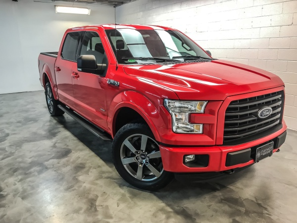 2016 Ford F-150 in Charlotte, NC