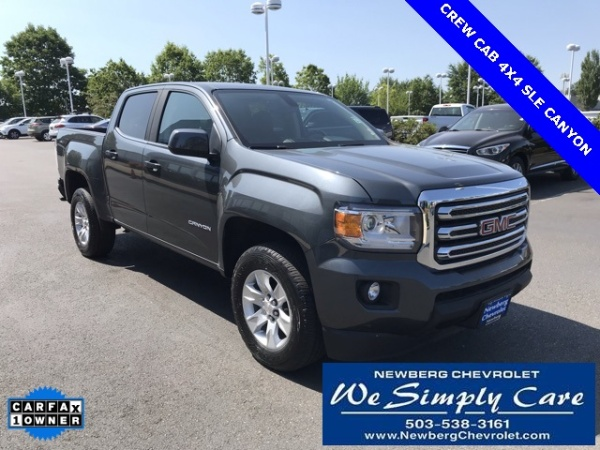 2017 GMC Canyon in Newberg, OR