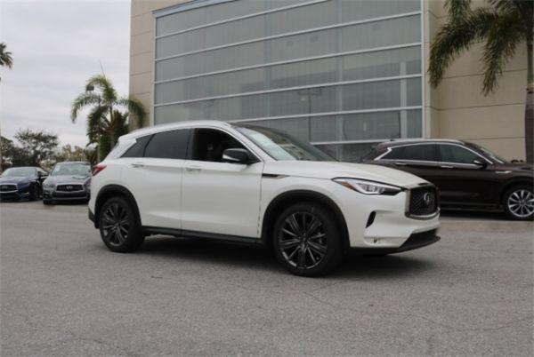 2020 INFINITI QX50 in Clearwater, FL