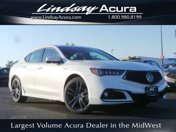 2019 Acura TLX 3.5L SH-AWD with A-Spec Red Package