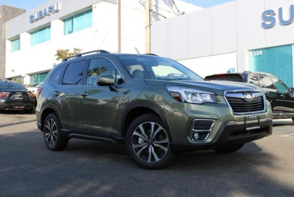 2020 Subaru Forester in Glendale, CA