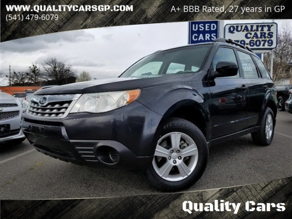 2011 Subaru Forester in Grants Pass, OR