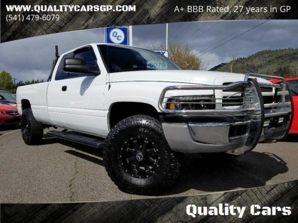 2001 Dodge Ram 1500 Base