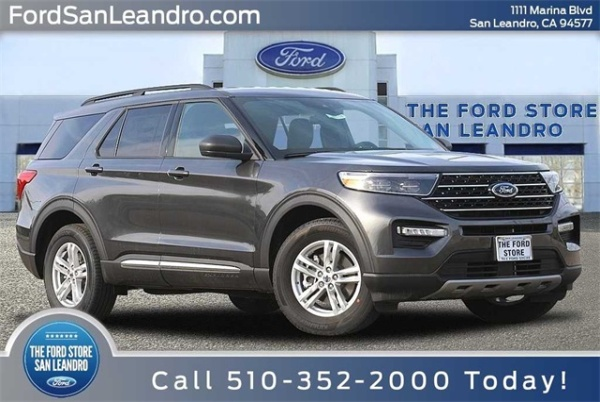 2020 Ford Explorer in San Leandro, CA