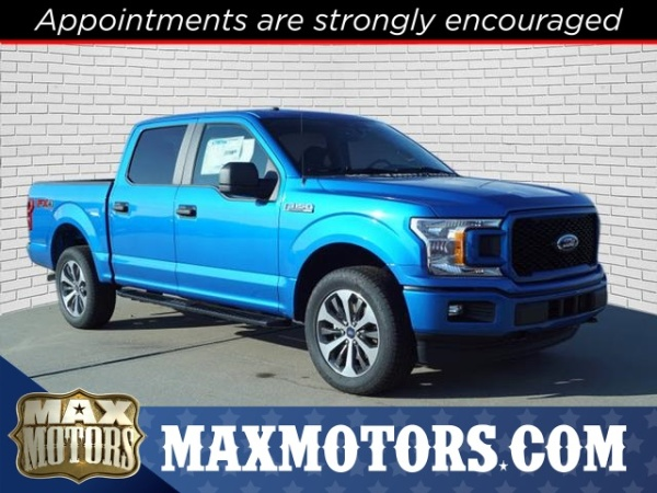 2019 Ford F-150 in Harrisonville, MO