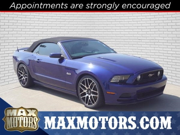 2014 Ford Mustang in Harrisonville, MO