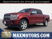 2019 Ford F-150 Platinum SuperCrew 5.5' Box 4WD for Sale in Harrisonville, MO