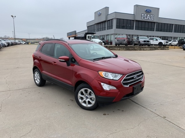 2020 Ford EcoSport in Harrisonville, MO