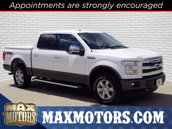 2017 Ford F-150 in Harrisonville, MO