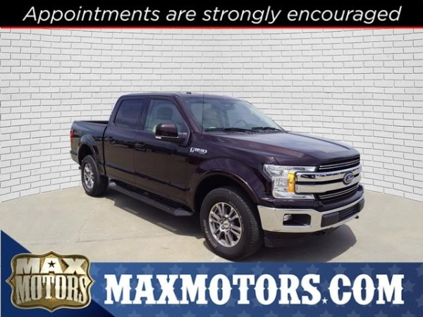 2018 Ford F-150 in Harrisonville, MO