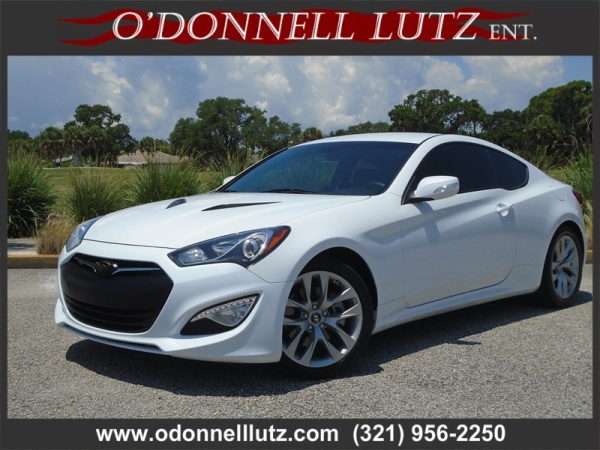 2016 Hyundai Genesis Coupe >> 2016 Hyundai Genesis Coupe 3 8 Base With Black Seats