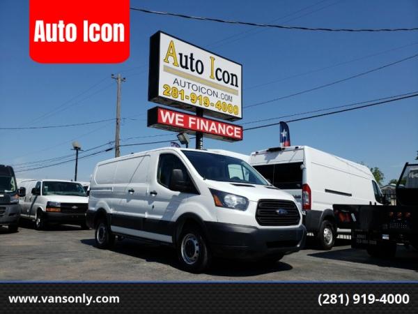 2015 Ford Transit Cargo Van in Houston, TX