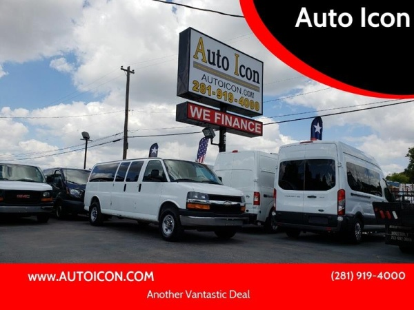 2014 Chevrolet Express LT