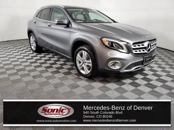 2019 Mercedes-Benz GLA in Denver, CO