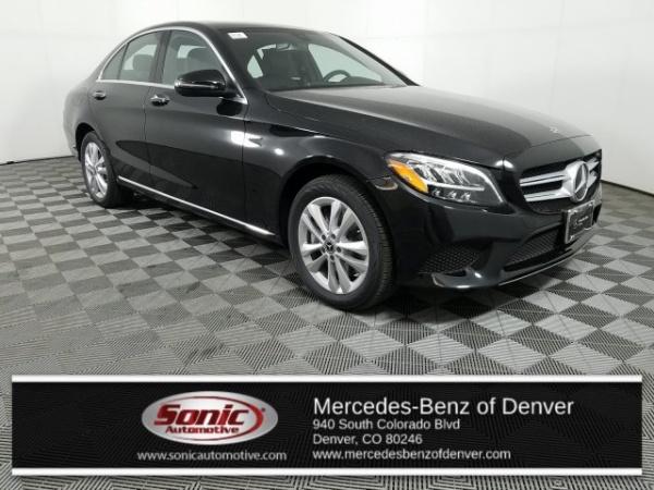 2019 Mercedes-Benz C-Class in Denver, CO