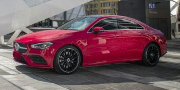 2021 Mercedes-Benz CLA