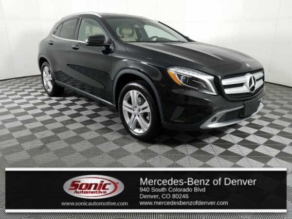 2016 Mercedes-Benz GLA in Denver, CO