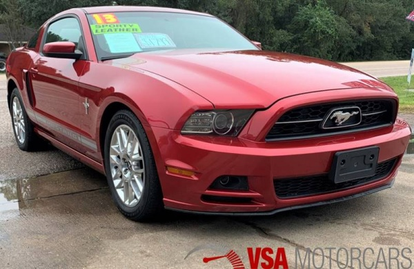 2013 Ford Mustang in Cypress, TX