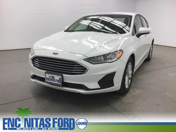 2020 Ford Fusion in Encinitas, CA