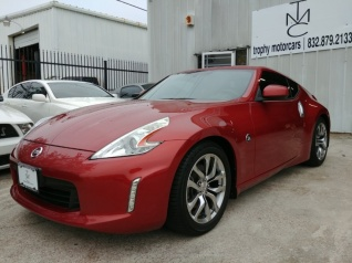 Beautiful Used 2014 Nissan 370Z Base Coupe Auto For Sale In Houston, TX