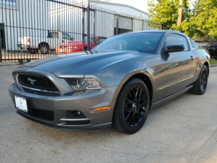Ford Mustang V Coupe For Sale In Houston Tx