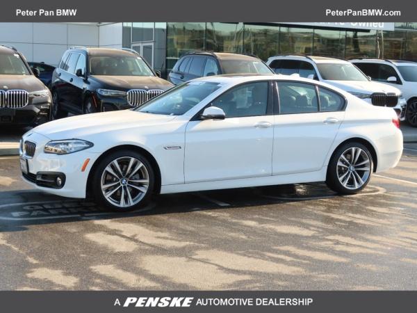 2016 BMW 5 Series in San Mateo, CA