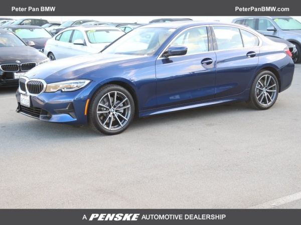 2019 BMW 3 Series in San Mateo, CA