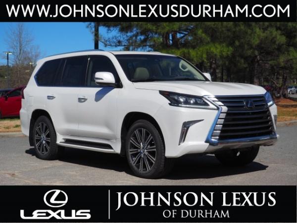 2019 Lexus LX LX 570