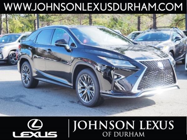 2019 Lexus RX RX 450h F Sport