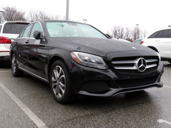 2017 Mercedes-Benz C-Class in West Chester, PA