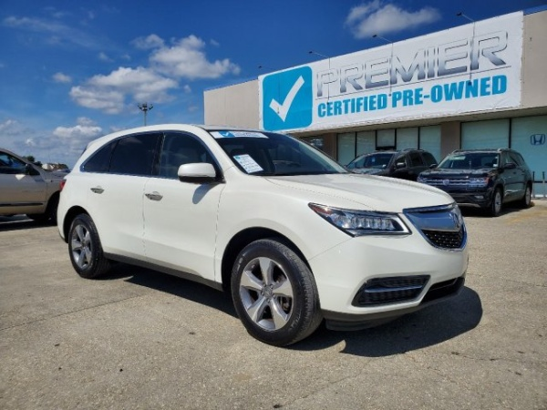 2016 Acura MDX in New Orleans, LA