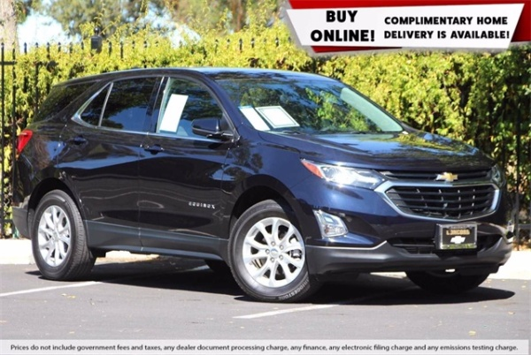 2020 Chevrolet Equinox in Concord, CA