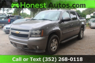 2007 Chevrolet Avalanche 1500 Lt With 1lt 2wd For In Fruitland Park Fl