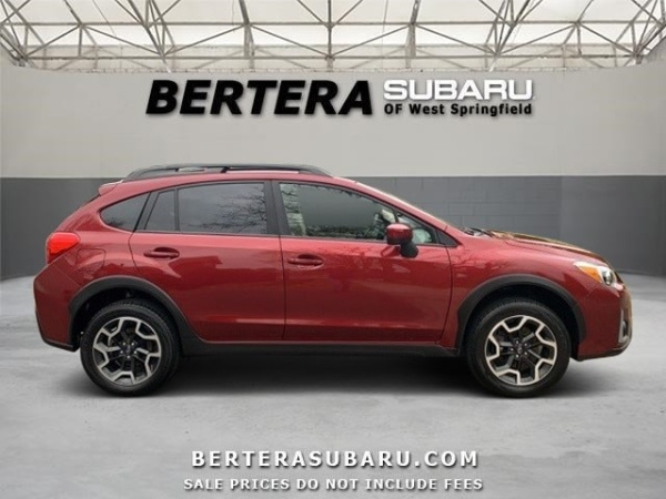 2017 Subaru Crosstrek in West Springfield, MA