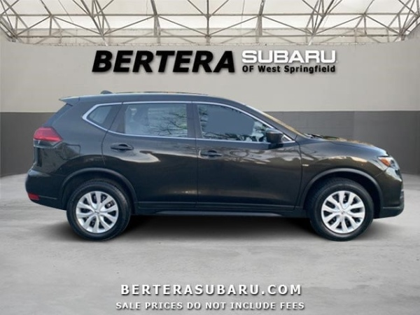 2017 Nissan Rogue in West Springfield, MA