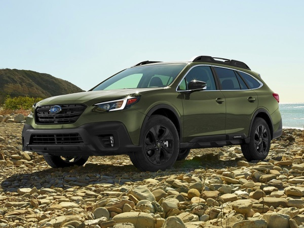 2020 Subaru Outback in West Springfield, MA