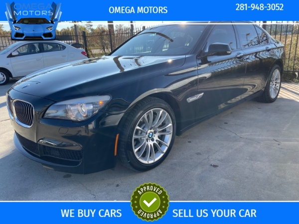 2012 BMW 7 Series in Conroe, TX