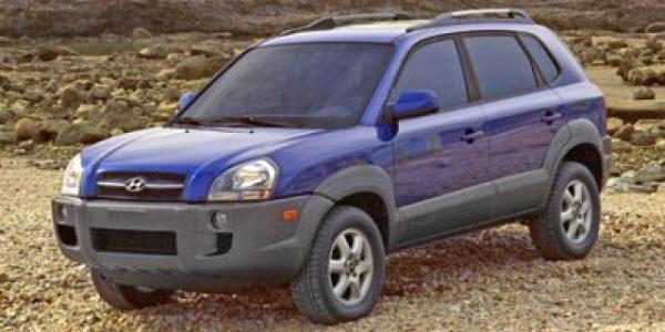 2005 Hyundai Tucson in Columbia, SC