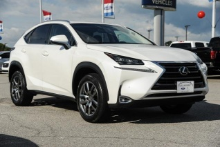 Used 2015 Lexus NX NX 200t AWD For Sale In Columbia, SC