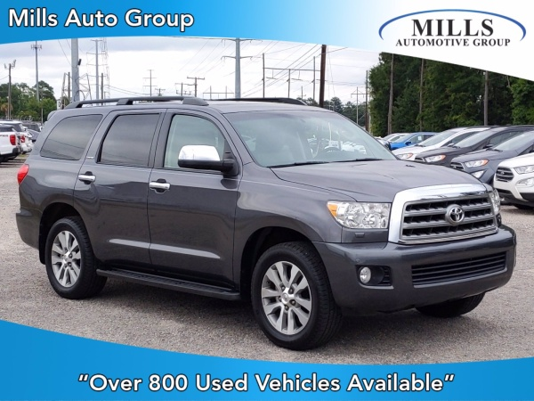 2016 Toyota Sequoia in Columbia, SC